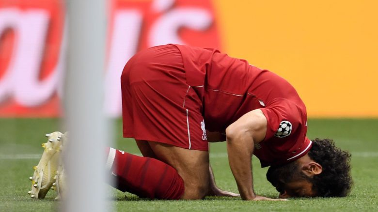 Mohamed Salah (Foto: Matthias Hangst/Getty Images/Guliver)