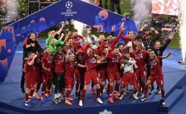 Liverpooli kampion i Evropës – sundon Tottenhamin në Madrid për trofeun e gjashtë në histori