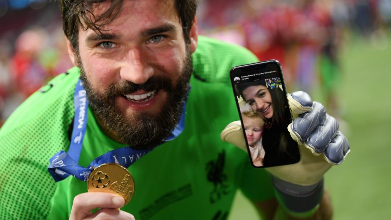 Alisson Becker (Foto: Matthias Hangst/Getty Images/Guliver)