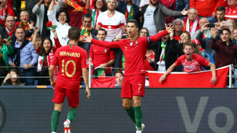 Cristiano Ronaldo. (Photo by Jan Kruger/Getty Images)