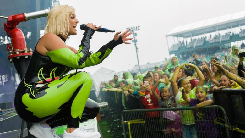 Bebe Rexha (Foto: Timothy Hiatt/Getty Images  for Nickelodeon/Guliver)