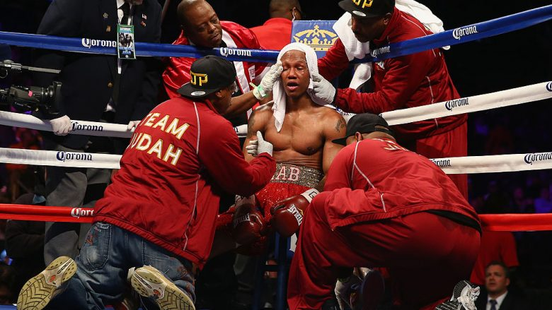 Zab Judah  (Foto: Al Bello/Getty Images/Guliver)