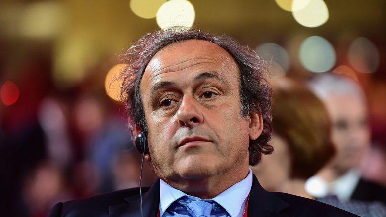Michel Platini  (Foto: Shaun Botterill/Getty Images/Guliver)