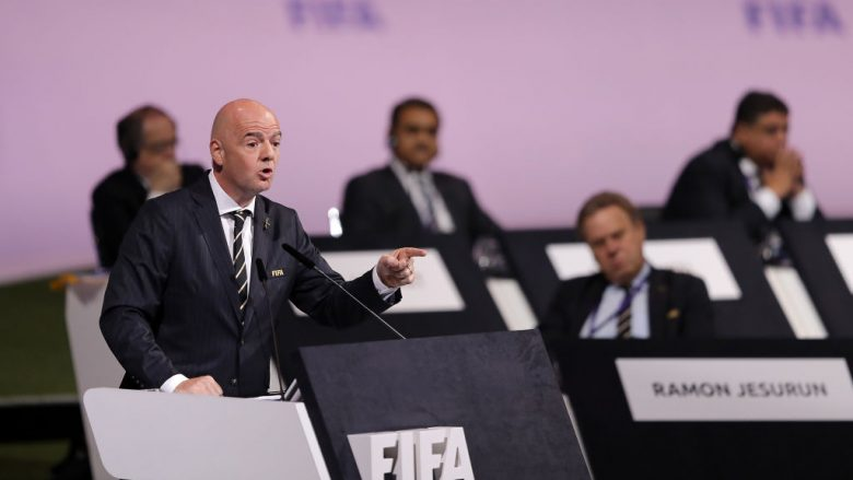 Gianni Infantino (Foto by Richard Heathcote/Getty Image/Guliver)