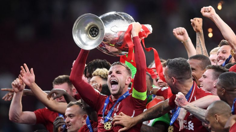 Jordan Henderson (Foto: Laurence Griffiths/Getty Images/Guliver)