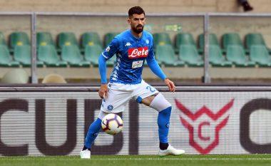 Napoli refuzon ofertën e Atletico Madridit për Hysajn, kërkon më shumë për shqiptarin