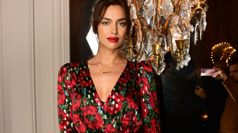 Irina Shayk (Foto: Anthony Ghnassia/Getty ImagesFor The Kooples/Guliver)