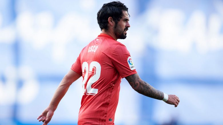 Isco (Foto: Juan Manuel Serrano Arce/Getty Images/Guliver)