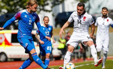 Shqipëria humb nga Islanda në debutimin e Edy Rejas si trajner