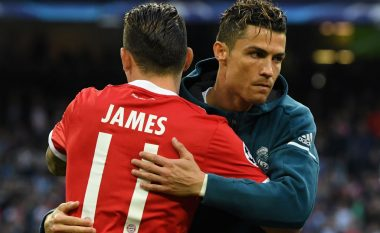 Ronaldo e dëshiron Jamesin te Juve
