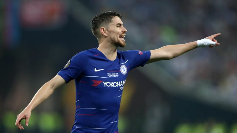 Jorginho (Foto: Alex Grimm/Getty Images/Guliver)