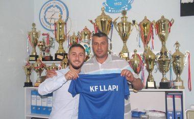 Zyrtare: Llapi 'peshkon' në Shqipëri, Klodian Nuri përforcimi i ri