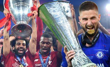Superkupa e UEFA-s ndërmjet Liverpoolit dhe Chelseat do të zhvillohet në Stamboll