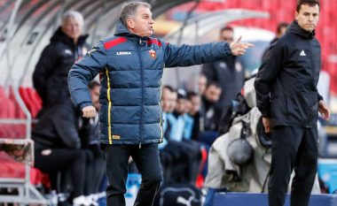 Mediat malazeze: Pas presionit të Beogradit, trajneri Tumbakovic refuzon ta drejtojë Malin e Zi ndaj Kosovës - nuk luajnë as futbollistët e lindur në Serbi