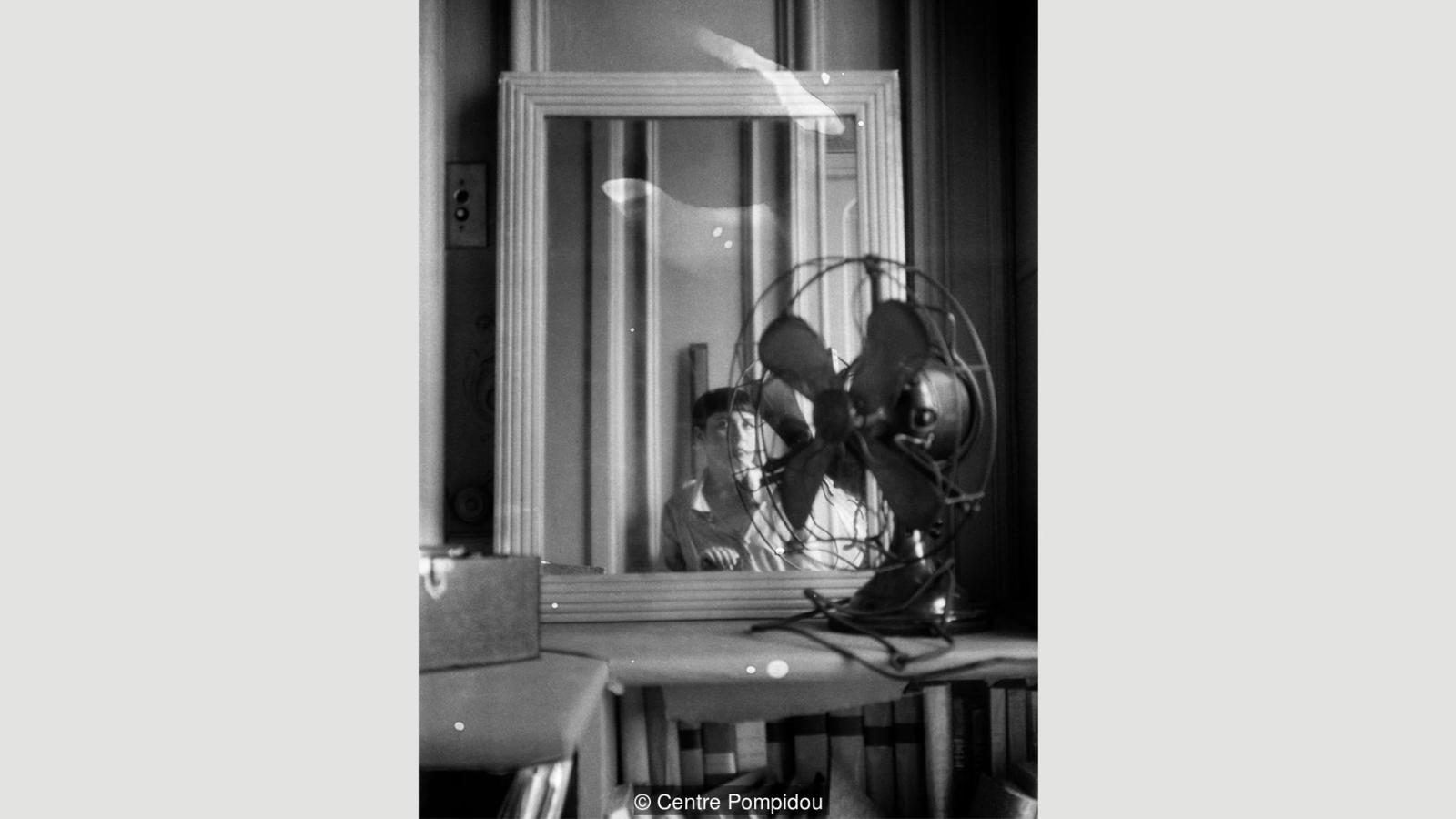 """""""Autoportrait au ventilateur"""", 1930"""