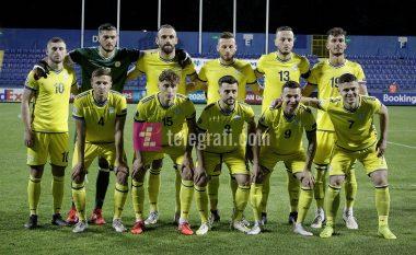 Formacioni zyrtar i Kosovës për ndeshjen ndaj Bullgarisë: Dy ndryshime nga ai me Malin e Zi