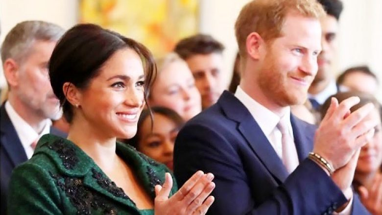 Meghan Markle dhe Princ Harry (Foto: Getty Images/Guliver)