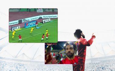 Spektakli i Salah në ndeshjen ndaj Guinesë, egjiptiani e turpëroi portierin kundërshtar