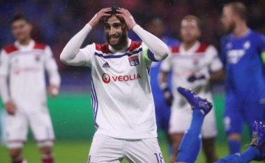 Liverpool vazhdon interesimin për Fekir, por nuk dëshiron të paguajë shumën e kërkuar nga Lyon