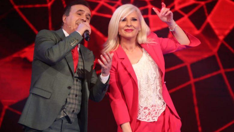 Naim Abazi dhe Mihrije Braha (Foto: Top Channel)