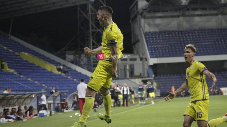 Shënon Kosova, super Rashica gjen golin