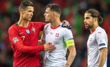 Xhaka pas humbjes nga Portugalia: Ndonjëherë nuk mund të bëni më shumë kur Ronaldo shënon het-trik