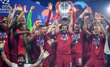 Salah pas fitimit të Ligës së Kampionëve: Kam sakrifikuar shumë për karrierën time, tani jam i lumtur