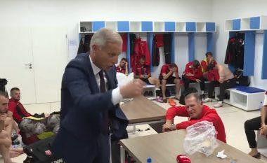 Agim Cana shpërthen me akuza pas ndeshjes: Nuk mundemi kundër MAFIA-s, ky është futbolli në Kosovë, jam krenar me ju djema