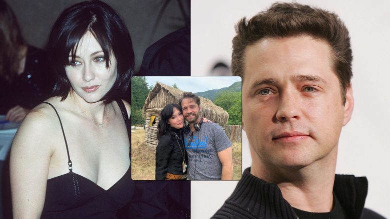 Shannen Doherty dhe Jason Priestly (Foto: Getty Images/Guliver/Instagram/theshando)