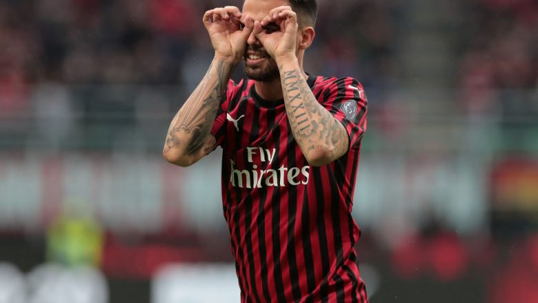 Fernandez Suso (Foto: Emilio Andreoli/Getty Images/Guliver)