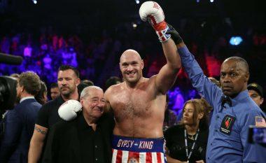 Fury pas fitores ndaj Schwarzit: Do ta kisha rrëzuar këdo me atë goditje me të majtën, Wilderin do ta bëj të ma japë vetë rripin