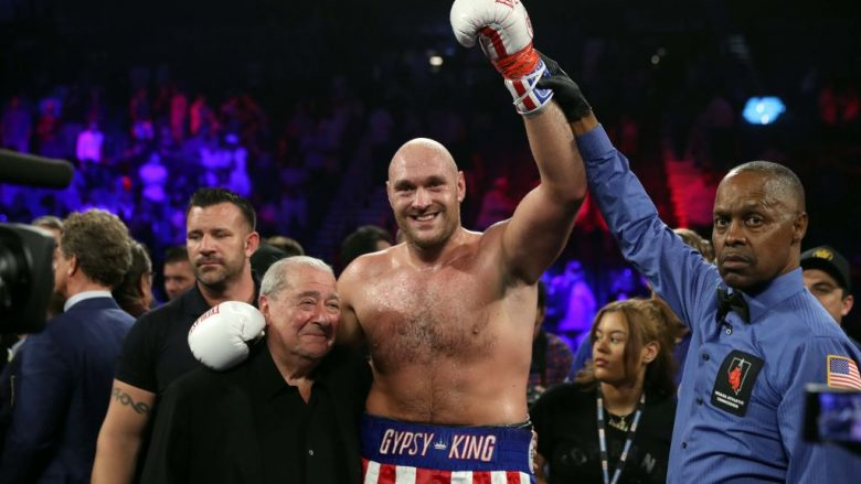 Tyson Fury (Foto: Steve Marcus/Getty Images/Guliver)