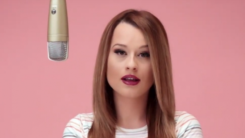 Elita Ziberi (Foto: YouTube)