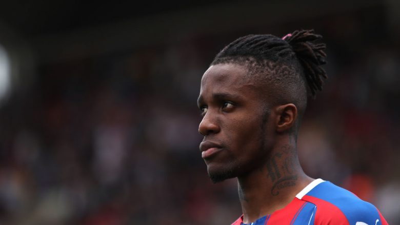 Wilfried Zaha (Foto: Christopher Lee/Getty Images/Guliver)
