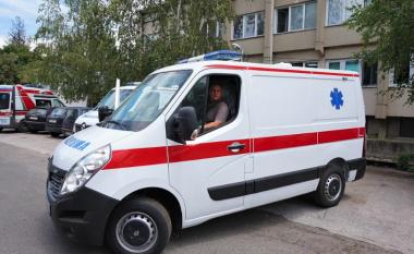 Në Maqedoni ka gjithsej 183 automjete të ambulancës ndërsa mbi 50 përqind prej tyre janë donacion (Foto)