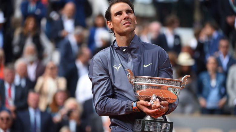 Rafael Nadal (Foto: Roland Garros/Twitter)
