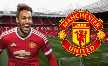 """Aubameyang thuhet se i ka thënë """"po"""" transferimit befasues te Unitedi"""