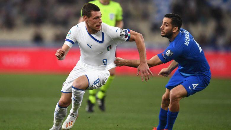 Greqia vs Italia (Foto: Italy/Twitter)