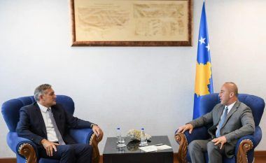 Kryeministri Haradinaj pranon dorëheqjen e ministrit Beqaj