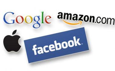 Qeveritë e G20-së kërkojnë tatimin e gjigantëve të internetit