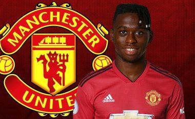 Unitedi arrin marrëveshje me Crystal Palacen për transferimin e Wan-Bissakas