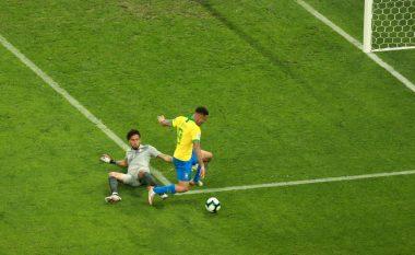 Brazili kualifikohet në çerekfinale të Kupës së Amerikës