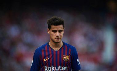 Coutinho i pasigurt rreth të ardhmes së tij