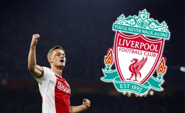 Raiola thuhet se dëshiron që De Ligt të kalojë te Liverpooli