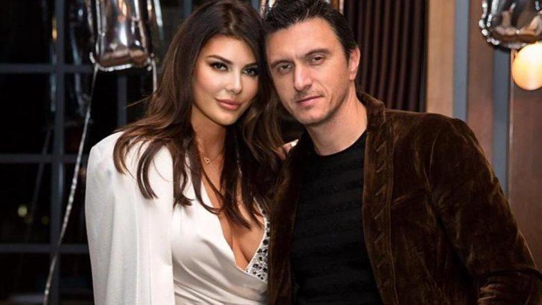 Angela Martini dhe bashkëshorti i saj, Dragos Savulescu (Foto: Angela Martini/Instagram)