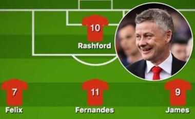 Formacioni i mundshëm i Unitedit për sezonin e ri me De Ligtin dhe Bruno Fernandesin