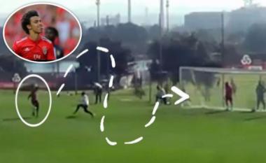 Jo më kot po e kërkojnë të gjithë, Joao Felix 'çmend' të gjithë me driblimin ndaj portierit të Benficas