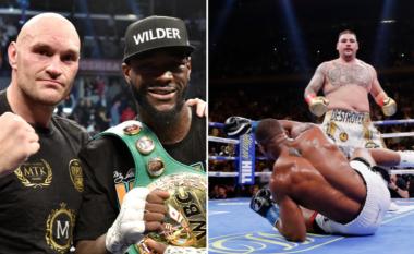 Renditja e re e peshave të rënda në boks - Fury mbretëron si i pari, Joshua i katërti