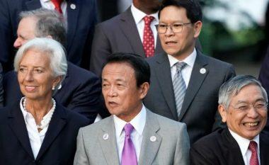 Zyrtarët e financave të G20-së: Rreziqet e tregtisë botërore po intensifikohen