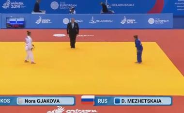 Nora Gjakova e argjendtë në Lojërat e dyta Evropiane